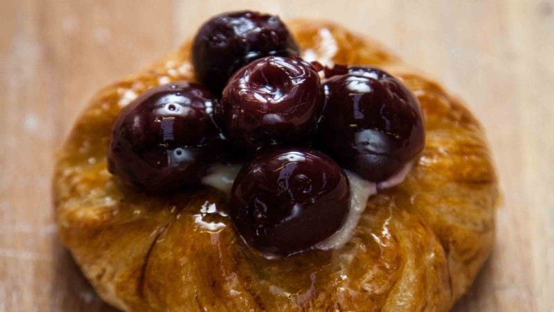 Cherry Danish in London